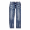 Hudson Pool Blue Parker Straight Leg Jeans