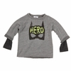 Joah Love Hero Batman Twofer Sweatshirt