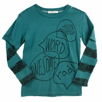 Joah Love Beck Long Sleeve Twofer Tee