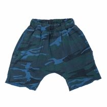 Joah Love Blue Camo Brenden Shorts