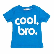 Joah Love Cool, Bro. Blue Tee