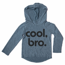 Joah Love Cool, Bro. Faux Cashmere Hoodie