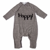 Joah Love Happy Faux Cashmere Romper