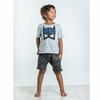 Joah Love Hero Marble Hawk Tee