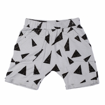 Joah Love Triangle Print Neal Shorts