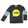 Joah Love Zane 'Sup Long Sleeve Tee