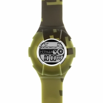 JoyJoy! Army Digi Camo Watch Band