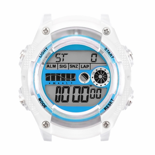 JoyJoy! Blue Digital Watch Head