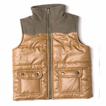Kapital K Reversible Puffy Vest