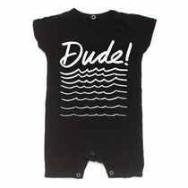 Kira Kids Dude! Romper