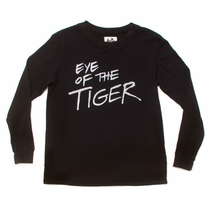 Kira Kids Eye of the Tiger Long Sleeve Tee