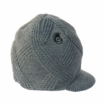 Knuckleheads Grey Skate Cap