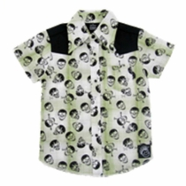 Knuckleheads Rockabilly Pearl Snap Shirt