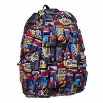 MadPax Spiderman Blok Full Pack Backpack