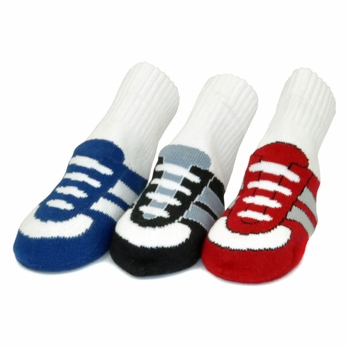 Me In Mind Jogger 3 Pack Sock Set