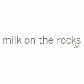 milk on the rocks