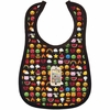 Mini Maniacs iBib Emoticon Bib