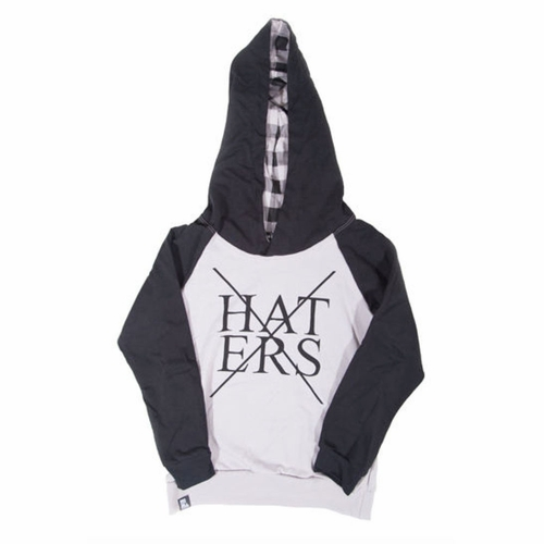 Mini & Maximus No Haters Pullover Hoodie
