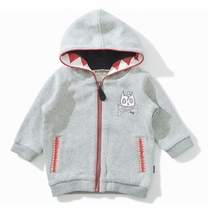 Mini Munster Lil' Teeth Hoodie