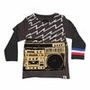 Mini Shatsu Electric Boombox Twofer Tee