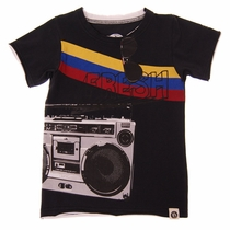 Mini Shatsu Fresh Boombox Tee