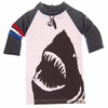 Mini Shatsu Shark SURF Rash Guard
