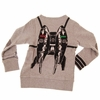 Mini Shatsu Spy Sweatshirt