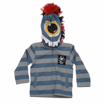 Monster Republic Monster Mask Hooded Sweatshirt