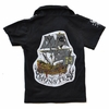 Monster Republic Pirate Ship Polo Tee