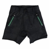 Munster Kids Charcoal Duffer Shorts