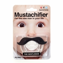 Mustachifier The Gentleman Mustache Pacifier