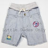 Native Funk & Flash Engineer Twofer Shorts