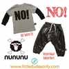 nununu Nylon Baggy Pants