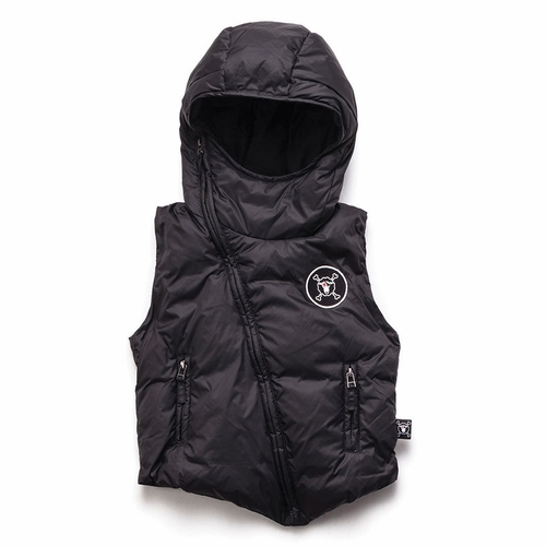 nununu Hooded Down Vest