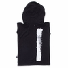 nununu Ninja Hooded Sleeveless Shirt