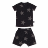 nununu Short Star Lounge Set