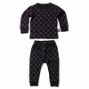 nununu Skull Print Lounge Wear Set