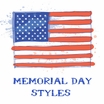 Patriotic Memorial Day Styles