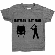 Pop Kids Batman Bat Man Tee