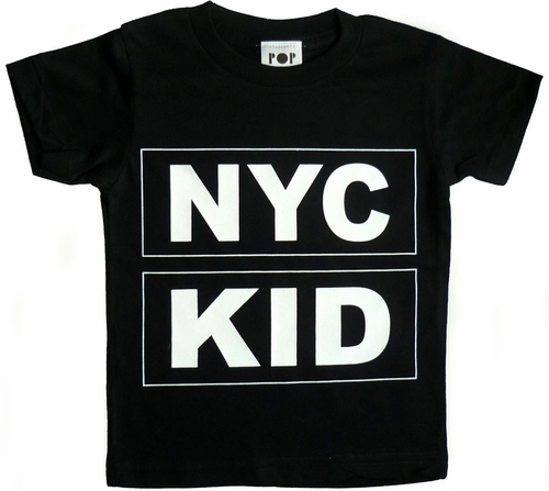 Pop Kids NYC KID Tee