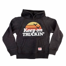 Prefresh Keep On Truckin' Hooded Sweatshirt
