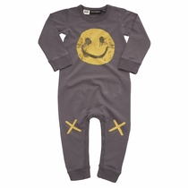 Rock Your Baby Graffiti Grin Romper