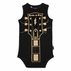 Rock Your Baby Head Stock Onesie