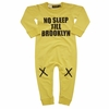 Rock Your Baby No Sleep Till Brooklyn Romper