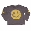 Rock Your Kid Graffiti Grin Long Sleeve Tee