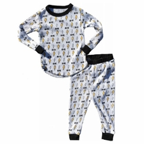 Rowdy Sprout AC/DC Thermal Long John Set