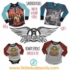 Rowdy Sprout Aerosmith Long Sleeve Tee
