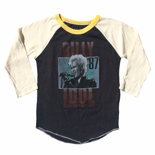 Rowdy Sprout Billy Idol '87 Long Sleeve Tee