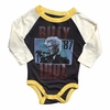 Rowdy Sprout Billy Idol '87 Long Sleeve Onesie
