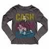 Rowdy Sprout Johnny Cash Long Sleeve Twofer Tee